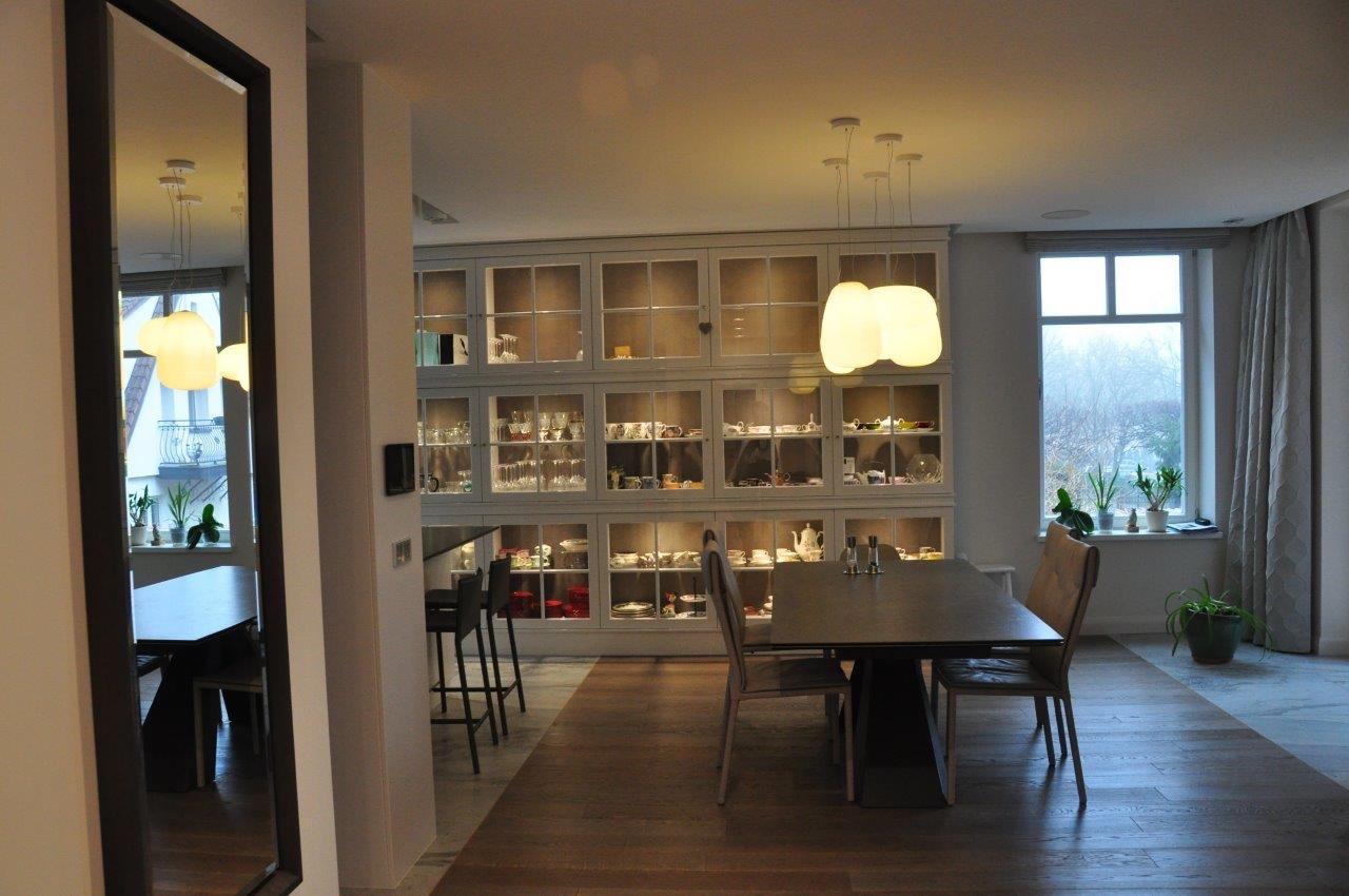 KL Wnętrza - projekt wnętrz domu jednorodzinnego, Gdańsk Oliwa
