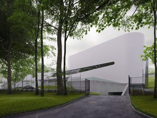 KL art design Centrum STOS Politechnika Gdańska konkurs A