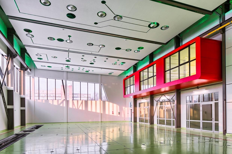 KL art design laboratorium LINTE2 Politechnika Gdańska