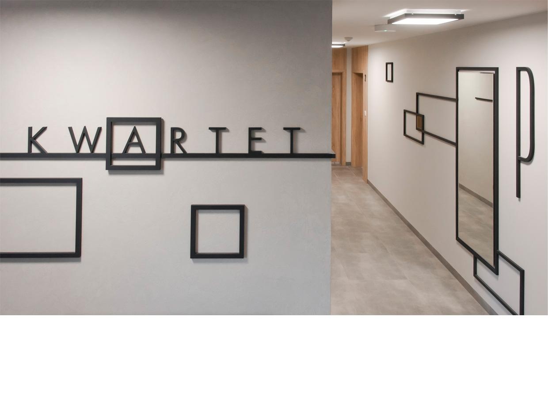 KL wnetrza projekt wnetrz Kwartet Polanki Gdansk Oliwa